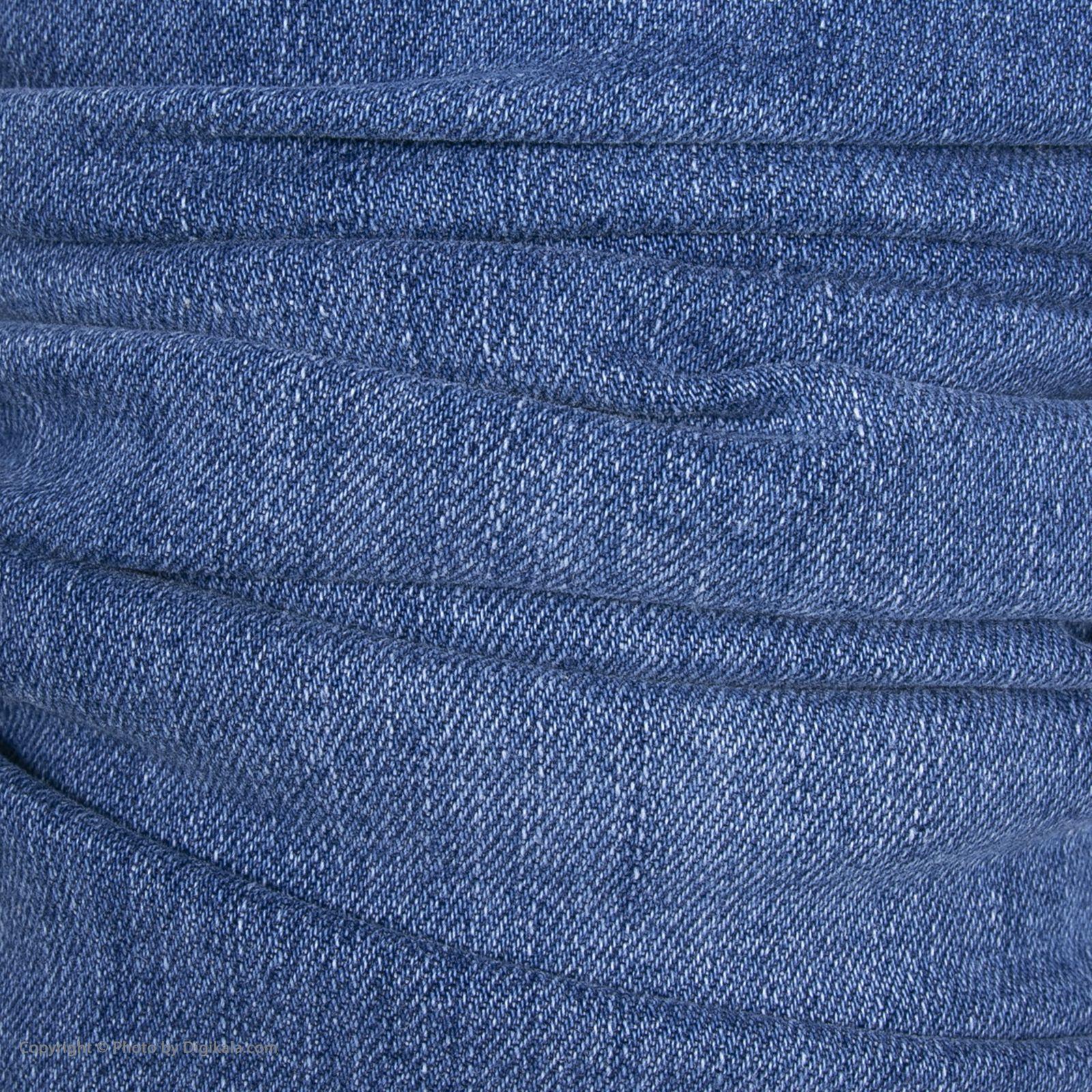 شلوار جین مردانه کالینز مدل CL1019135-LIGHTTROYWASH -  - 7