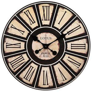 ساعت دیواری لوتوس مدل MA-3305