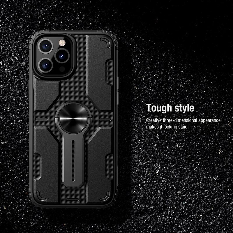 کاور نیلکین مدل Medley مناسب برای گوشی موبایل اپل Iphone 12 Pro Max main 1 10