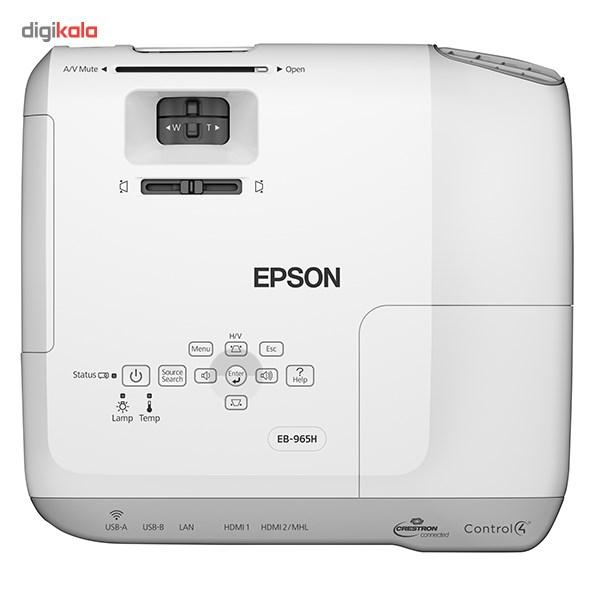 قیمت                      پروژکتور اپسون مدل EB-965H