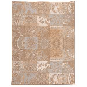 فرش پارچه ای سی فرش مدل شانل کد 11007