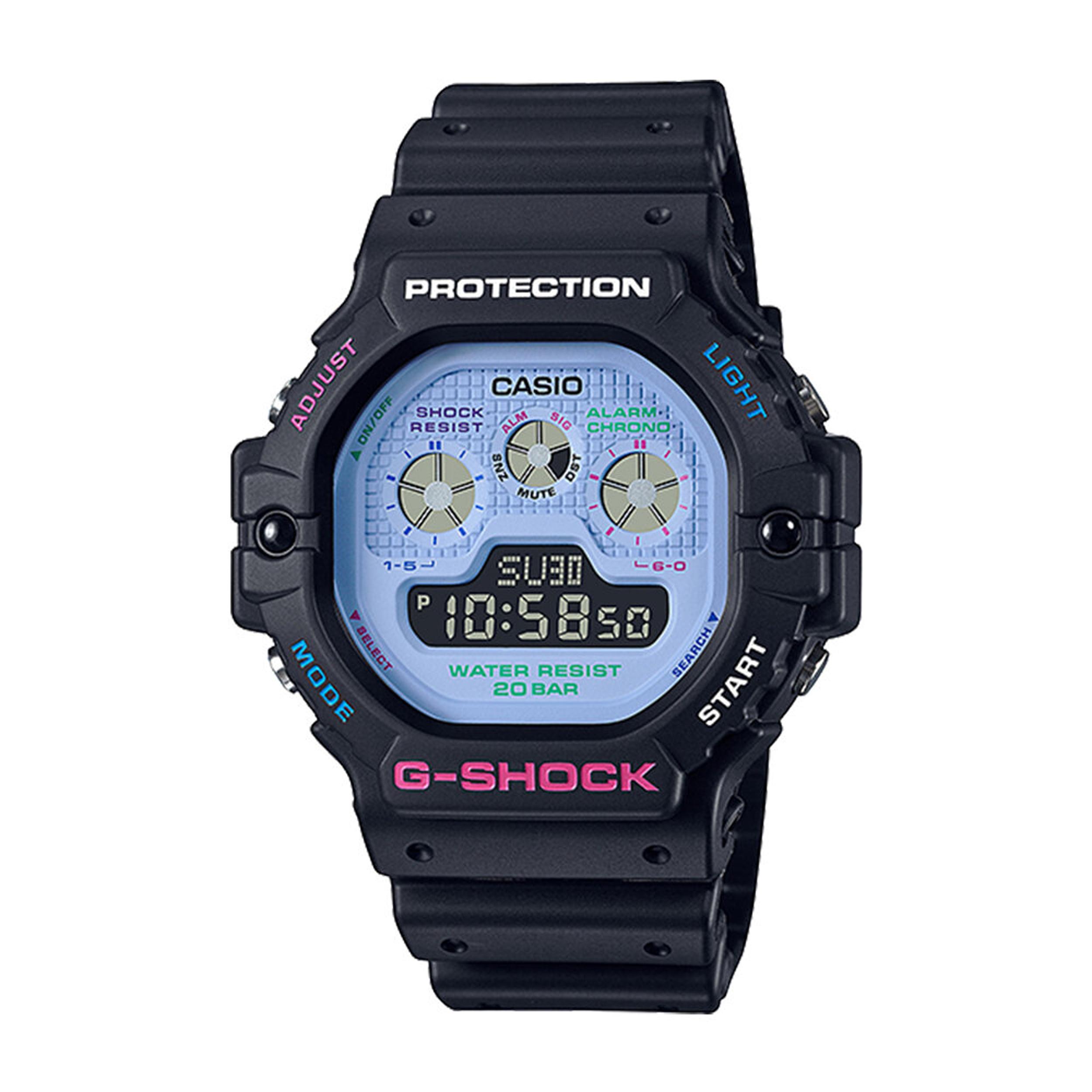 ساعت مچی دیجیتال مردانه کاسیو مدل DW-5900DN-1DR