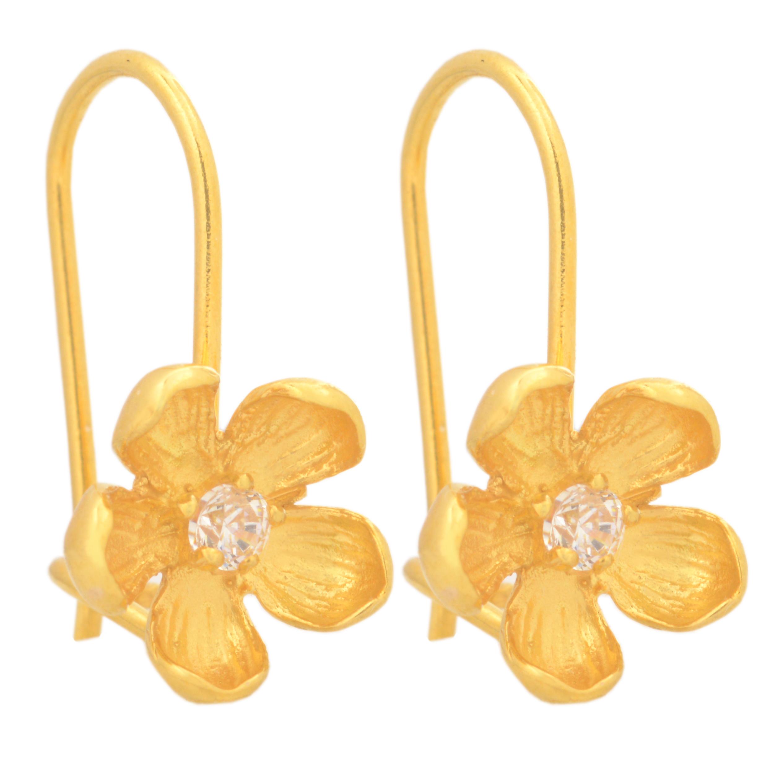 گوشواره طلا دخترانه