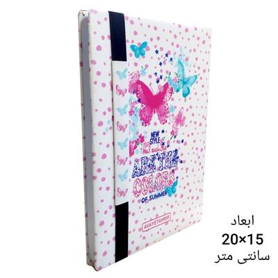 دفتر یادداشت 100 برگ آوای تحریر کد 201514