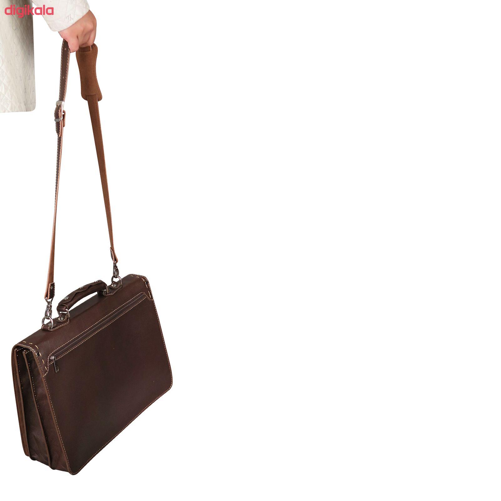 کیف اداری مردانه مدل L63 main 1 6