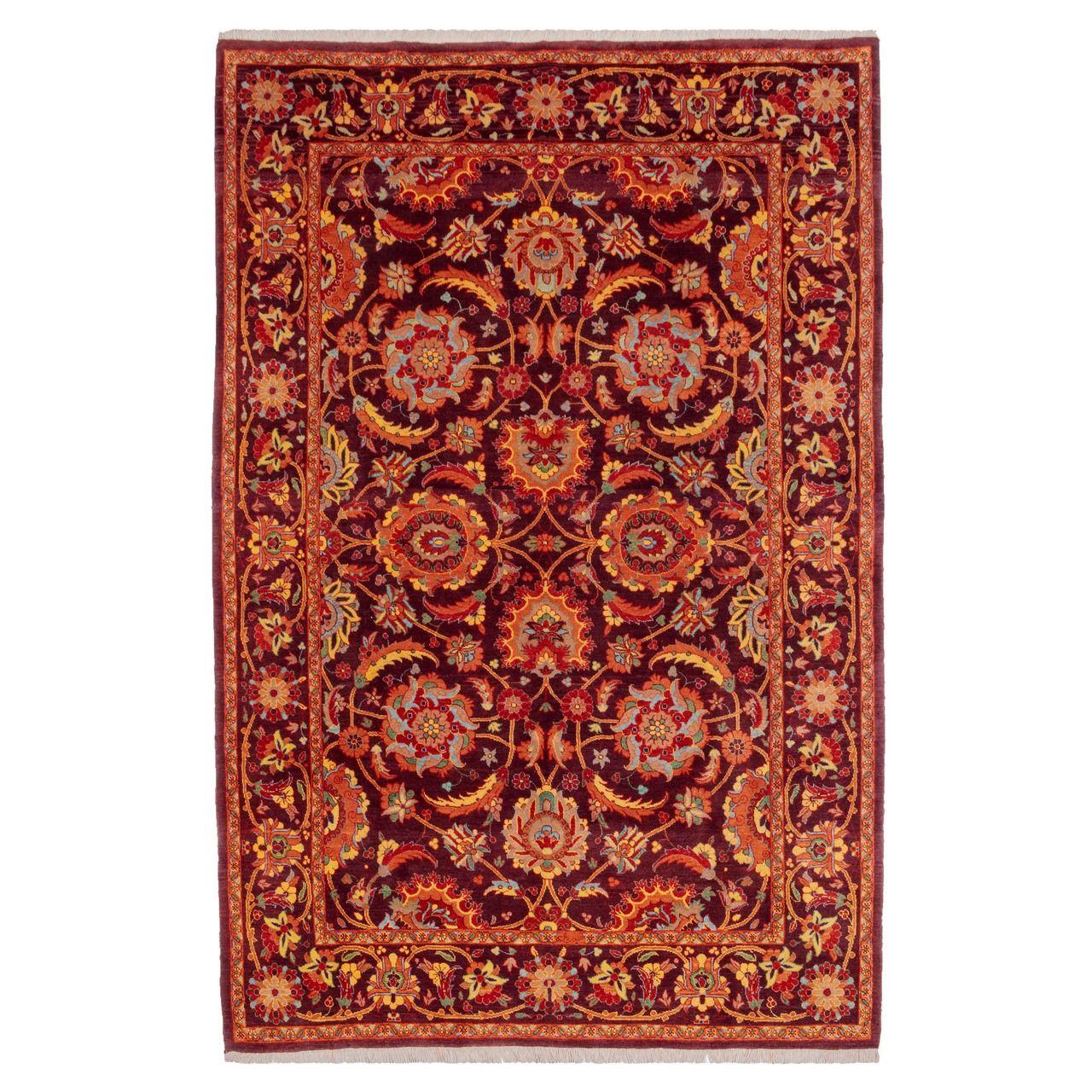 فرش دستباف پنج متری سی پرشیا کد 179211