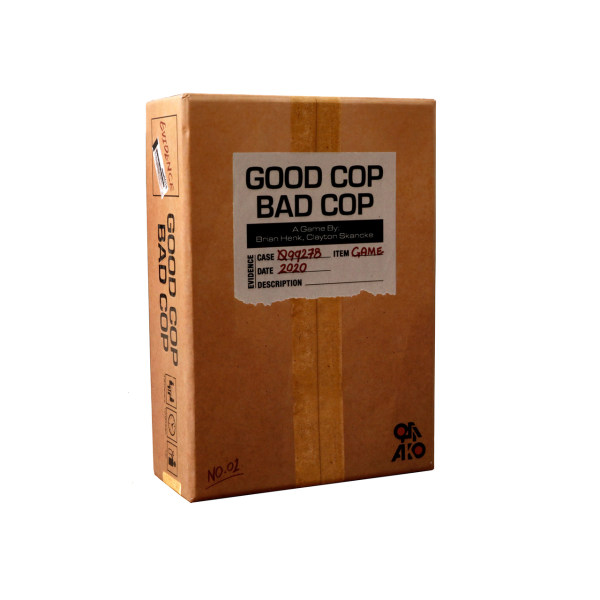 بازی فکری آکو مدل Good Cop Bad Cop