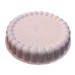 قالب کیک گرانیتی طرح شارلوت