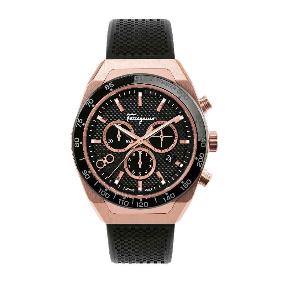 ساعت مچی عقربهای مردانه سالواتوره فراگامو مدل SFHR003 20