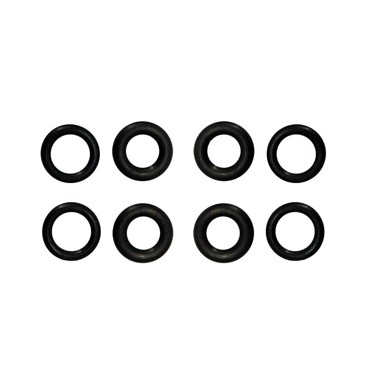 اورینگ سوزن انژکتور الرینگ کد EL8844 مناسب برای پژو 206 بسته 8 عددی