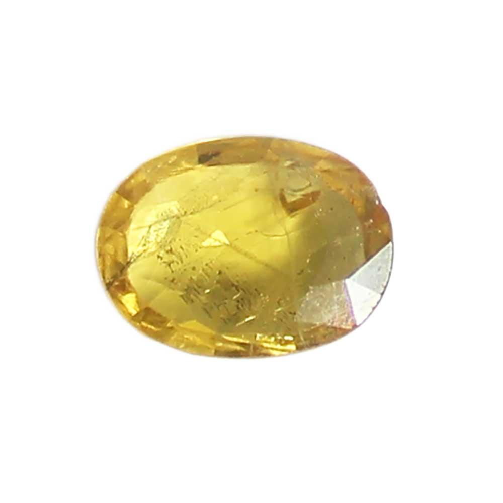 سنگ یاقوت زرد کد 57641