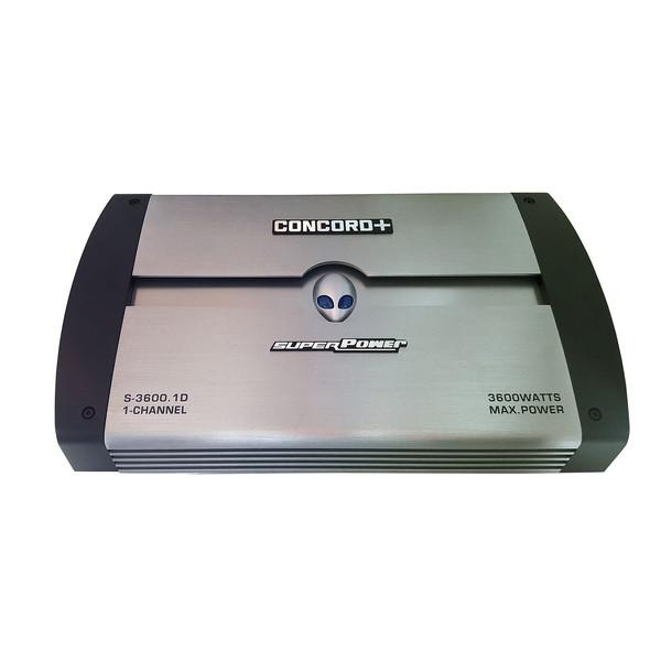 آمپلی فایر کنکورد پلاس مدل S-3600.1D
