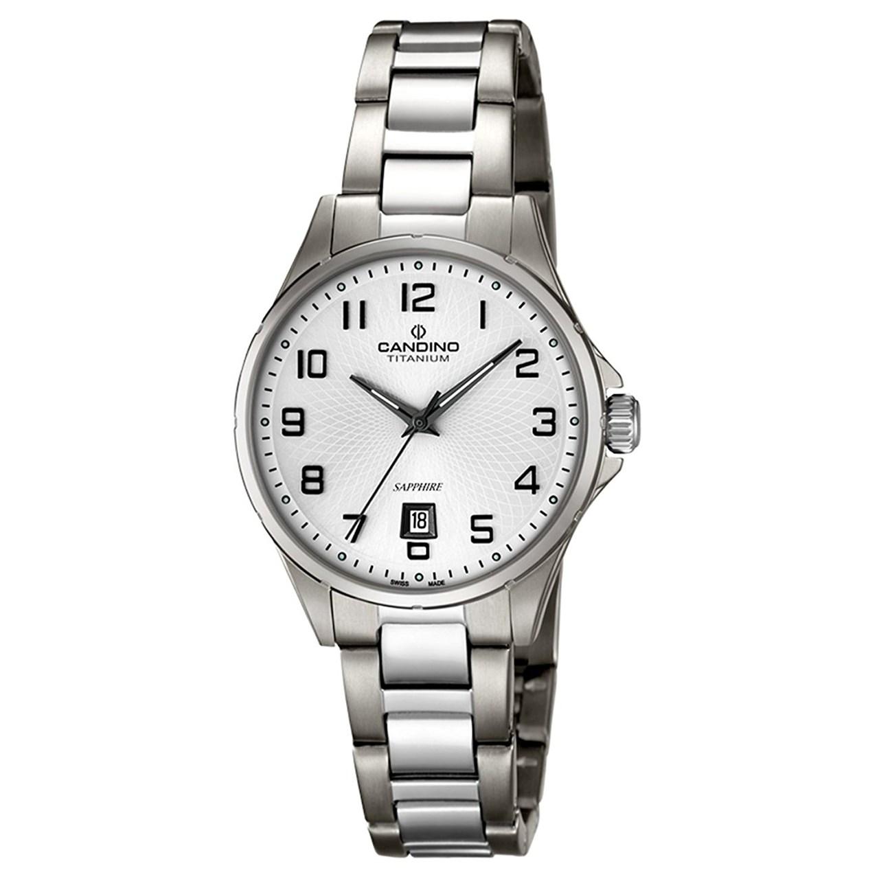 ساعت مچی عقربه ای زنانه کاندینو مدل C4608/1