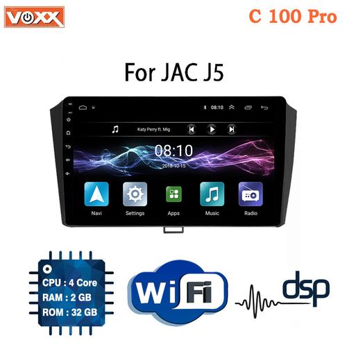 پخش کننده خودرو ووکس مدل J5C100Pro