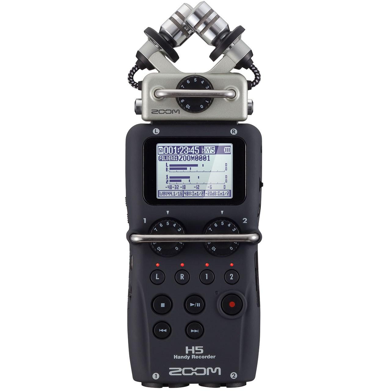 ضبط کننده حرفه ای صدا زوم مدل H5