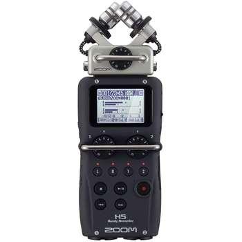 ضبط کننده حرفه ای صدا زوم مدل H5 | Zoom H5 Professional Voice Recorder