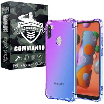 کاور کماندو مدل s68 مناسب برای گوشی موبایل سامسونگ Galaxy A11