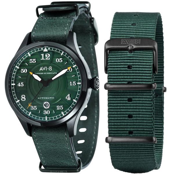 ساعت مچی عقربه ای مردانه ای وی-8 مدل AV-4046-04 تولید محدود