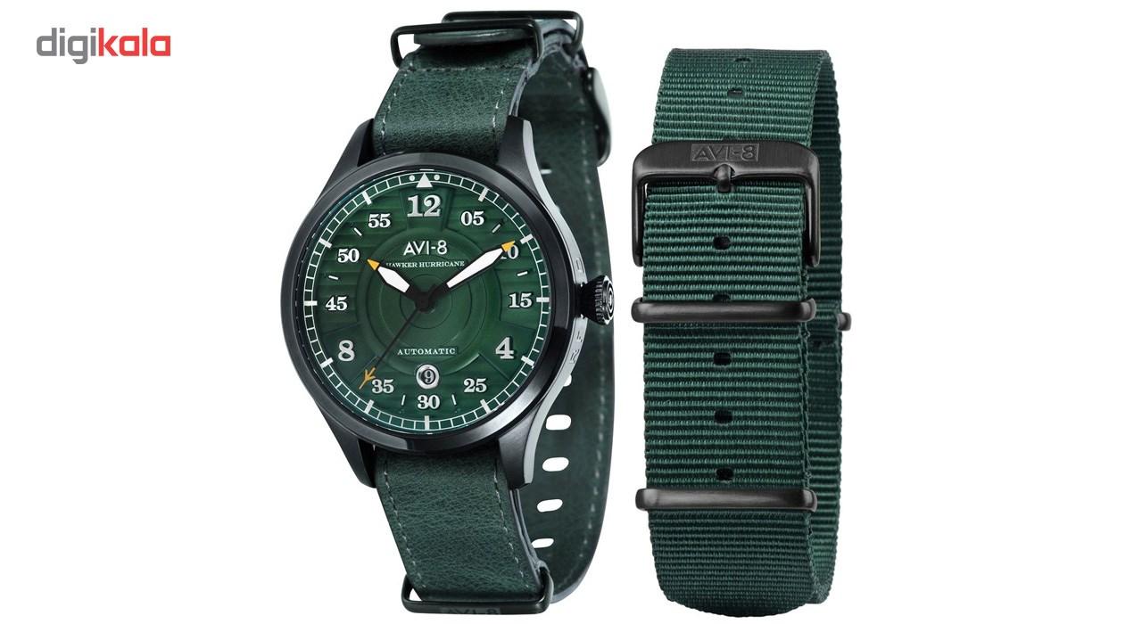 خرید ساعت مچی عقربه ای مردانه ای وی-8 مدل AV-4046-04 تولید محدود