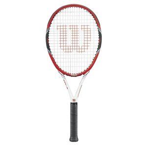 راکت تنیس ویلسون مدل 105 Federer Tour