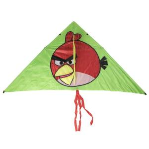 بادبادک طرح Angry Bird Green Theme سایز 3