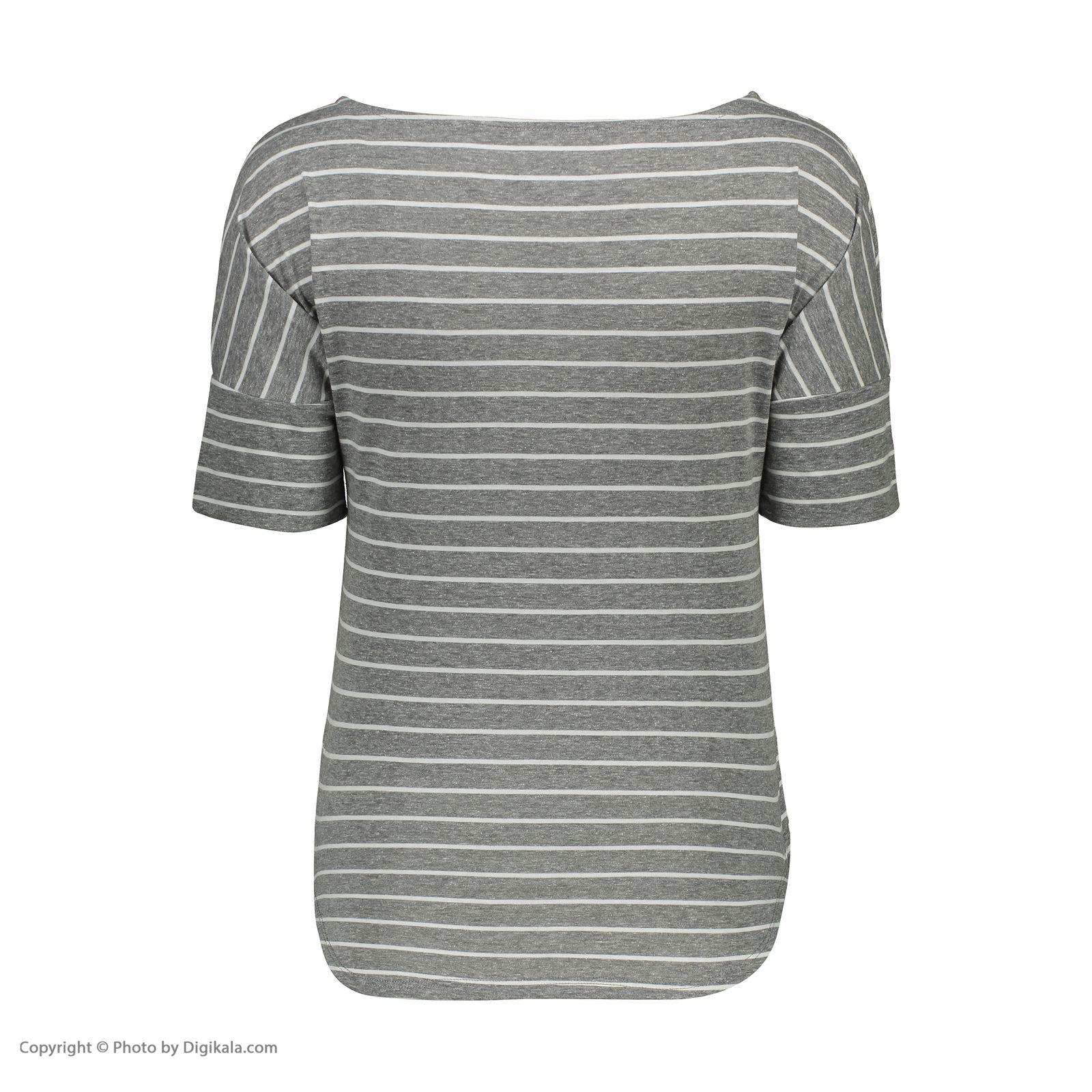 تی شرت زنانه گارودی مدل 1110315368-05 -  - 4