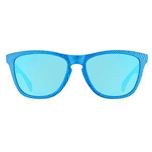 عینک آفتابی اوکلی سری Frogskin Fingerprint Collection مدل 55-9013