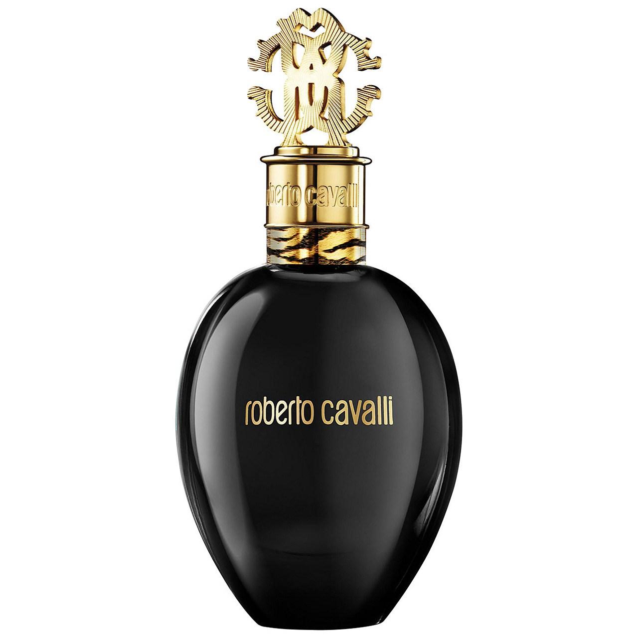 ادو پرفیوم زنانه روبرتو کاوالی مدل Roberto Cavalli Nero Assoluto حجم 75 میلی لیتر