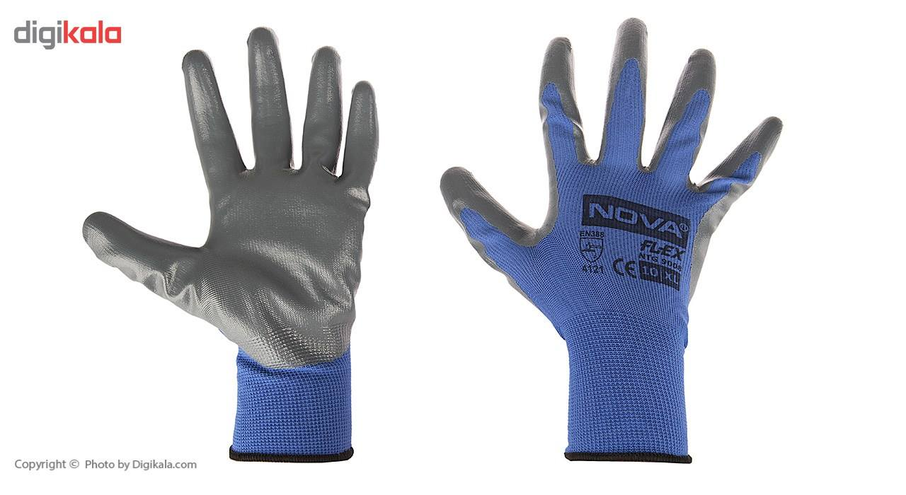 دستکش ایمنی نووا مدل NTG9008 main 1 1