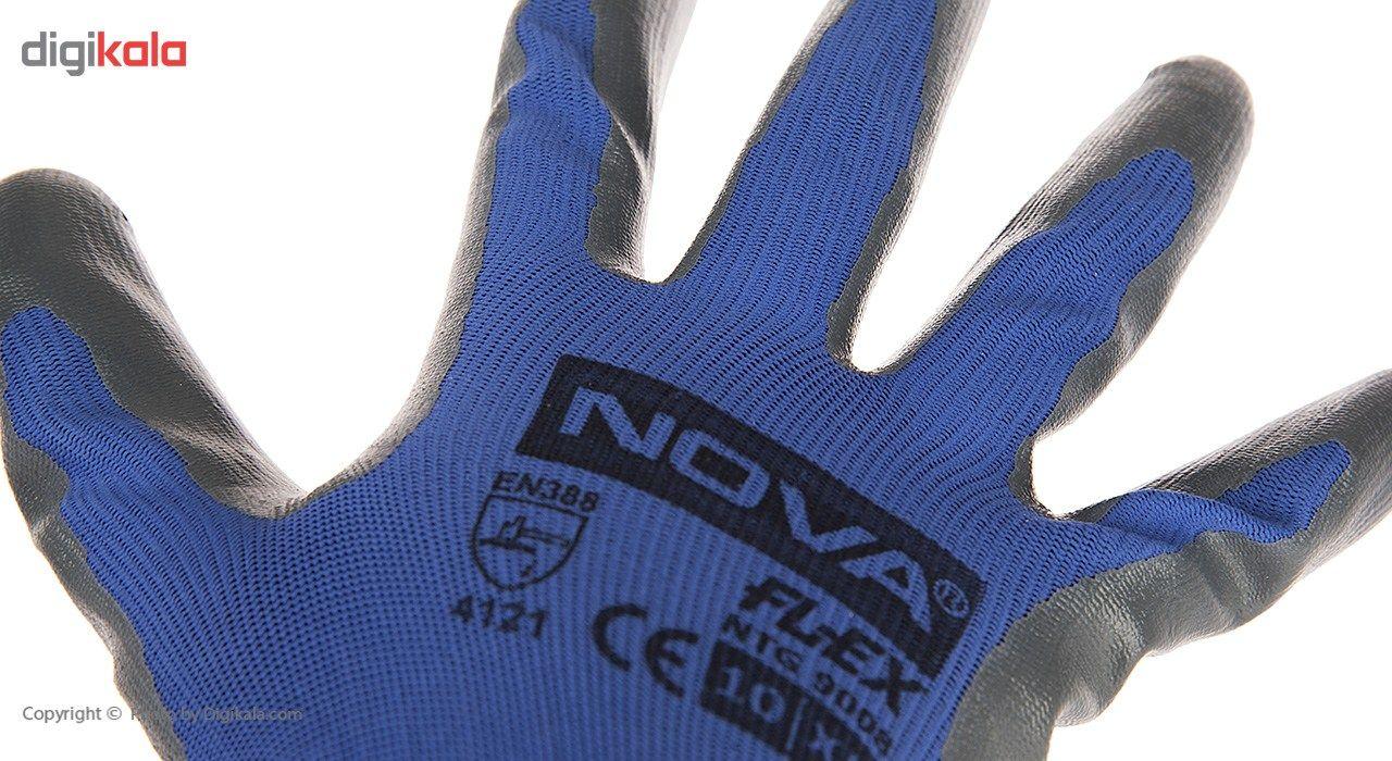 دستکش ایمنی نووا مدل NTG9008 main 1 2