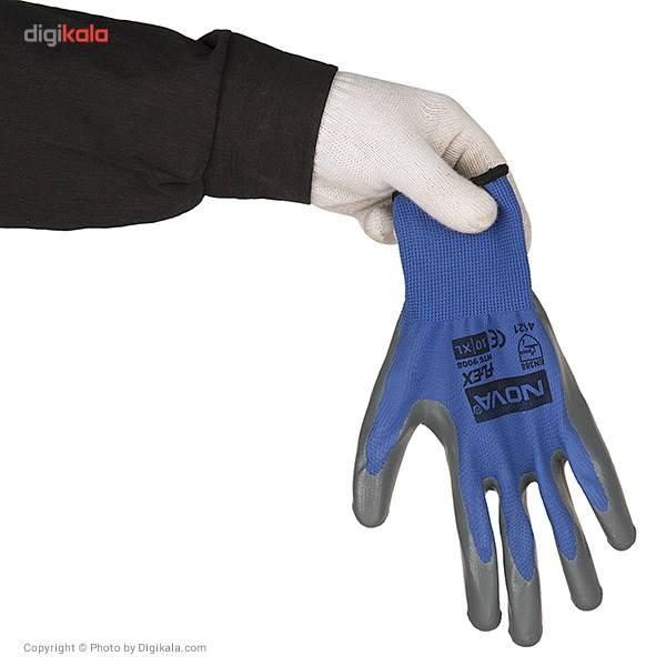 دستکش ایمنی نووا مدل NTG9008 main 1 3