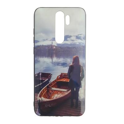 کاور طرح قایق مدل NKS مناسب برای گوشی موبایل َشیائومی NOTE8 PRO