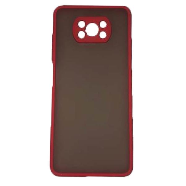 کاور مدل PHSPMG مناسب برای گوشی موبایل شیائومی Poco X3 NFC