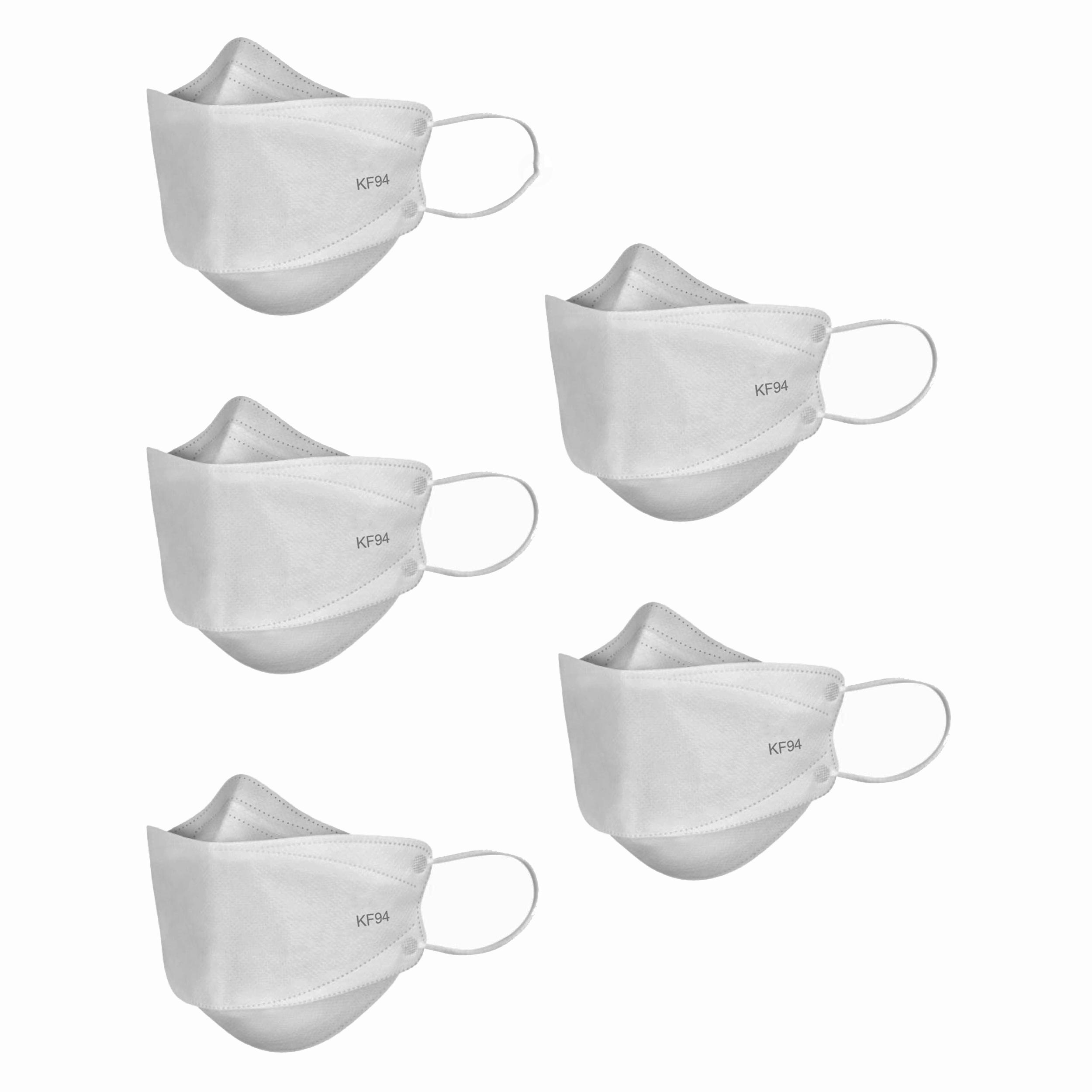 ماسک تنفسی اس اچ ام کد LY4-0068-TO بسته 5 عددی