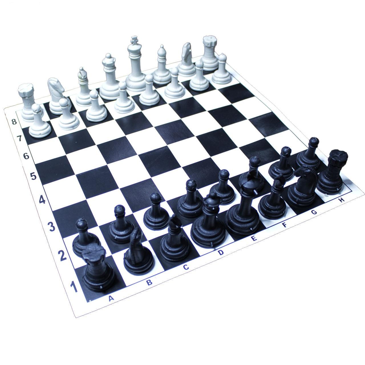 خرید شطرنج مقوایی