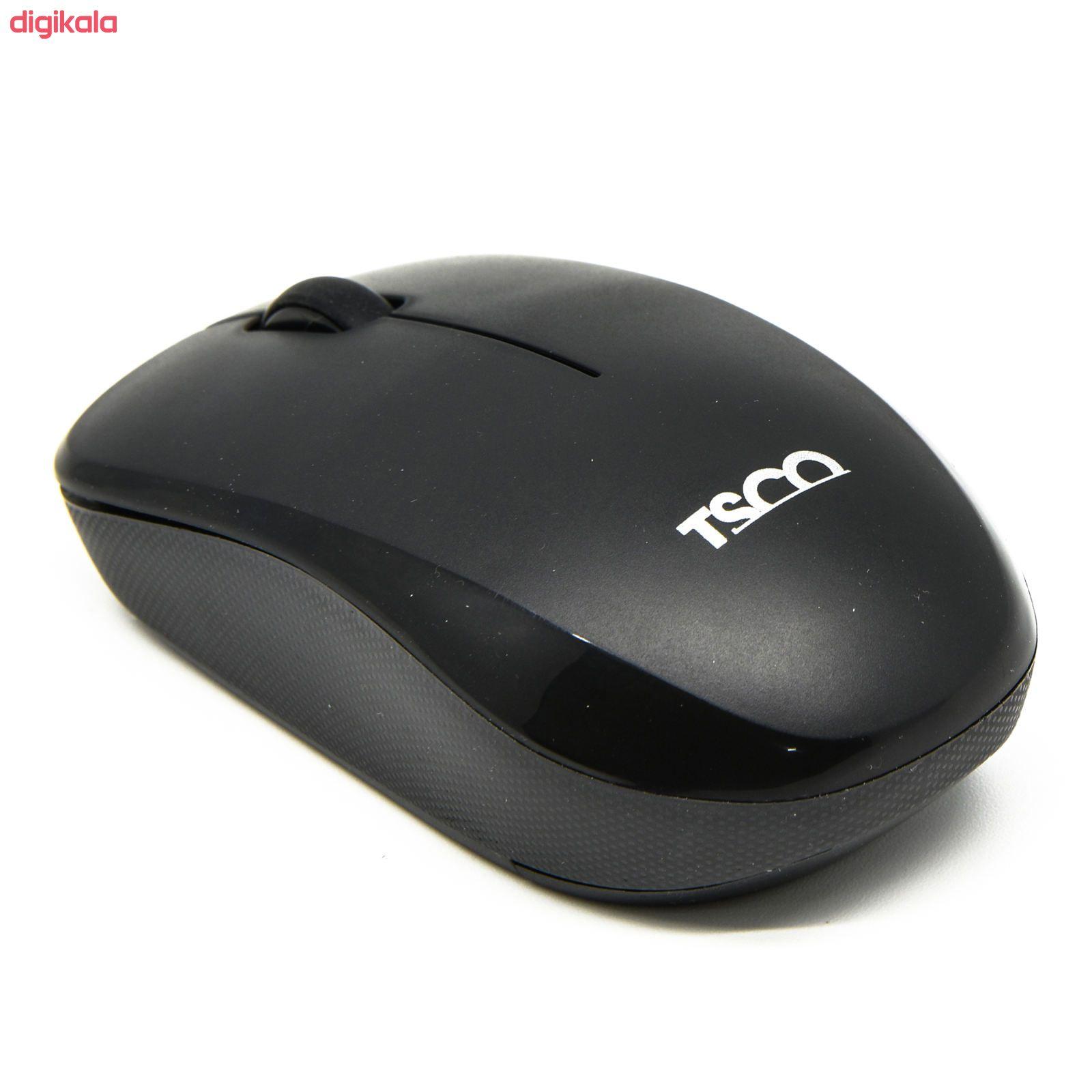 اندروید باکس تسکو مدل Tab 100 Plus به همراه ماوس بی سیم main 1 7