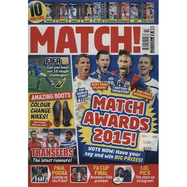 مجله مچ - یکم ژوئن 2015