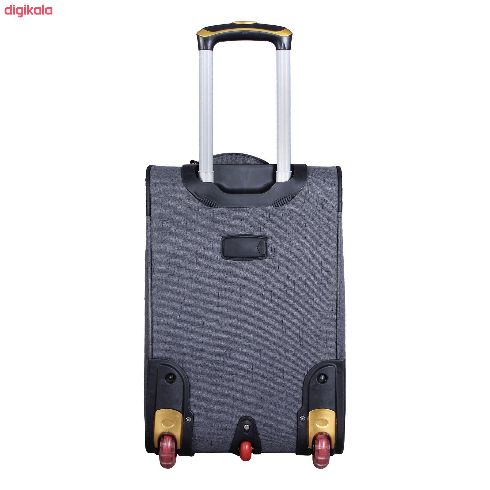 مجموعه سه عددی چمدان مدل 0301A main 1 6