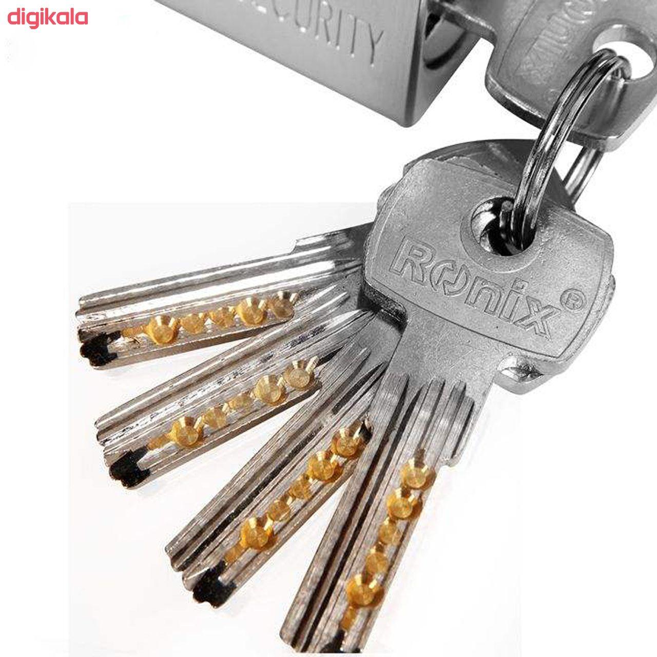 قفل کتابی رونیکس مدل RH-4293  main 1 1