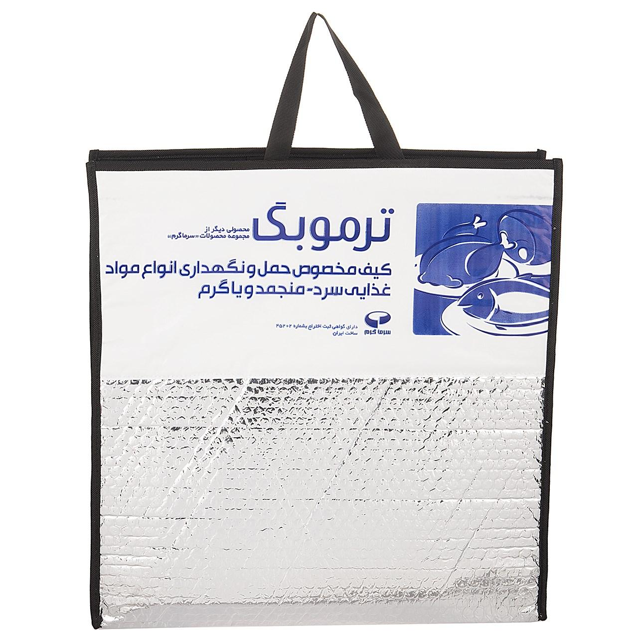 کیف عایق دار سرماگرم مدل Termobag سایز بزرگ