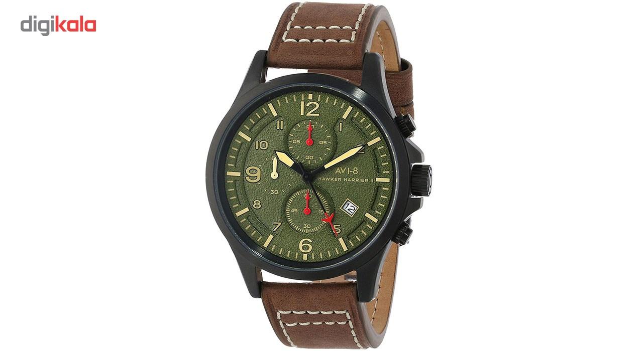 خرید ساعت مچی عقربه ای مردانه ای وی-8 مدل AV-4001-04