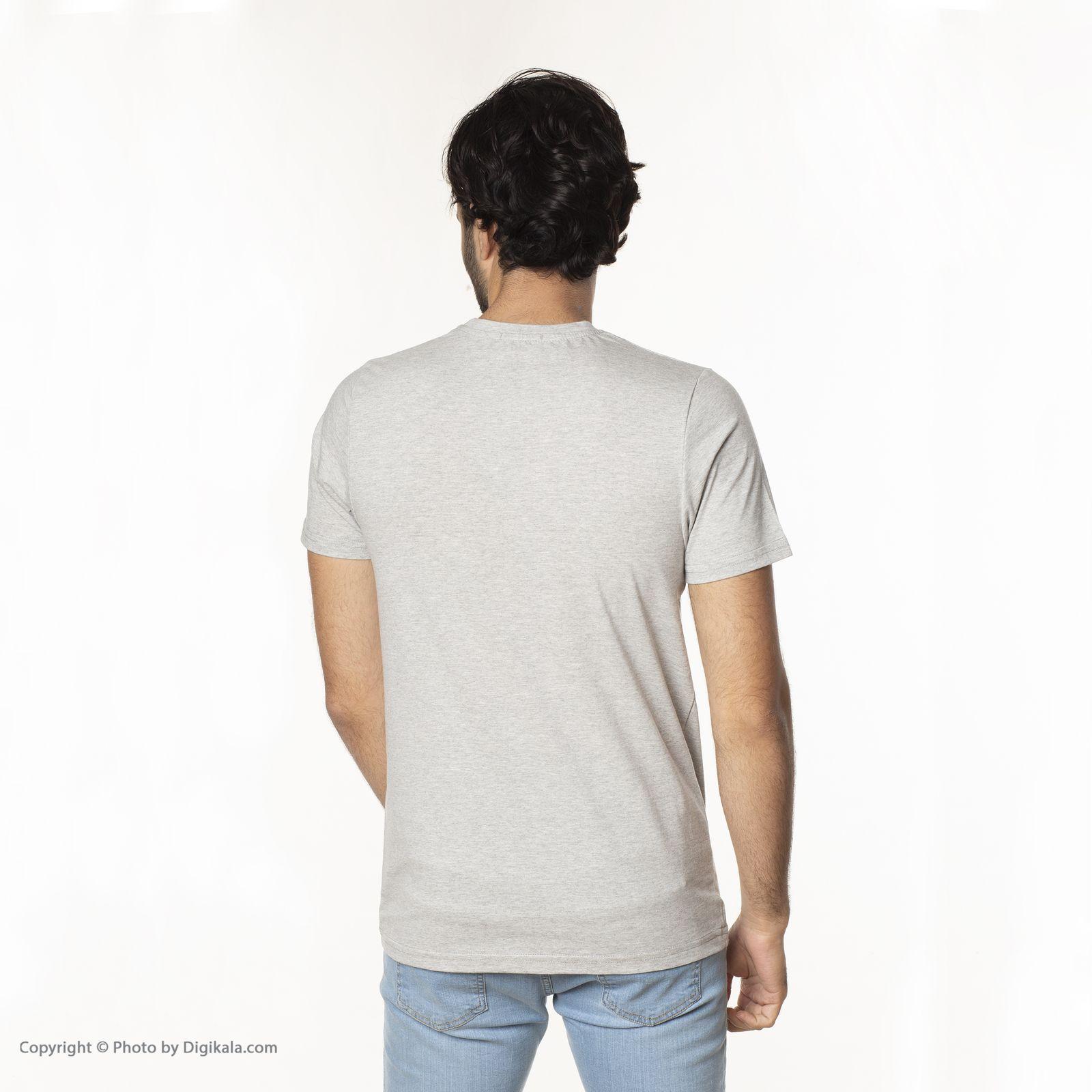 تیشرت مردانه آر اِن اِس مدل 12020956-93 -  - 11