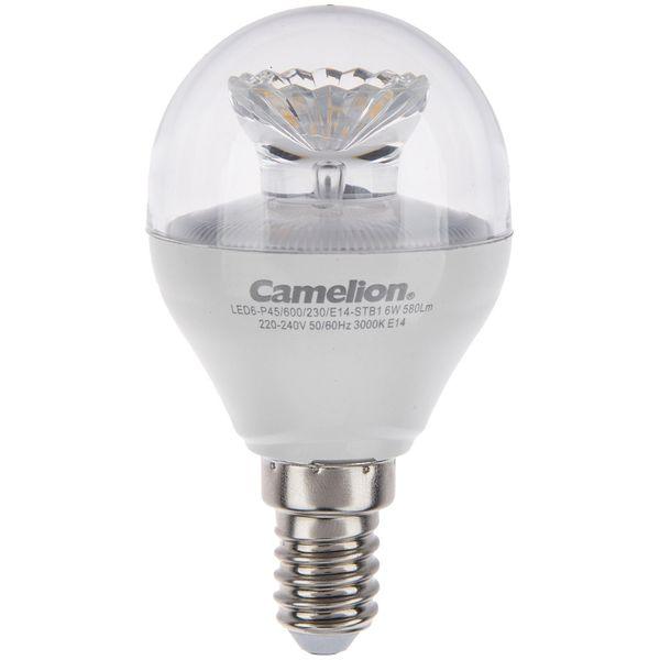 لامپ ال ای دی 6 وات کملیون مدل STB1 پایه E14