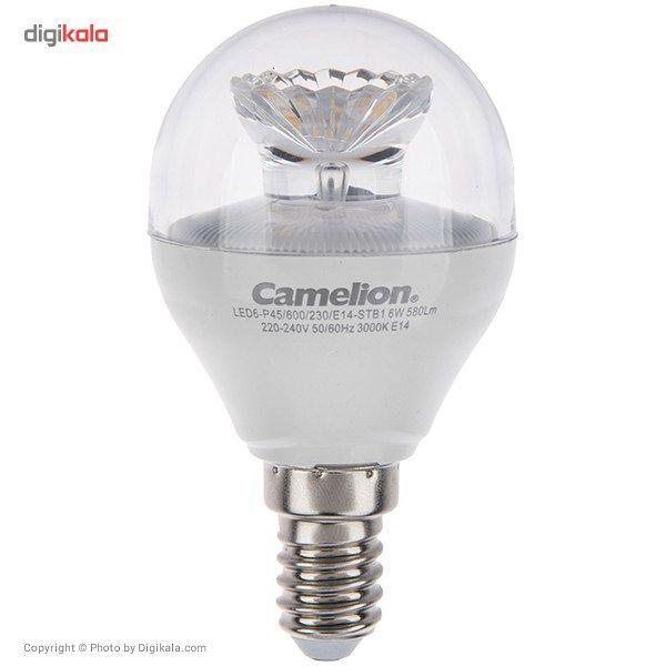 لامپ ال ای دی 6 وات کملیون مدل STB1 پایه E14 main 1 1