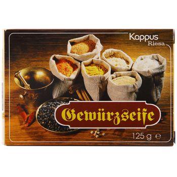 صابون کاپوس مدل Spicy Soap مقدار 125 گرم