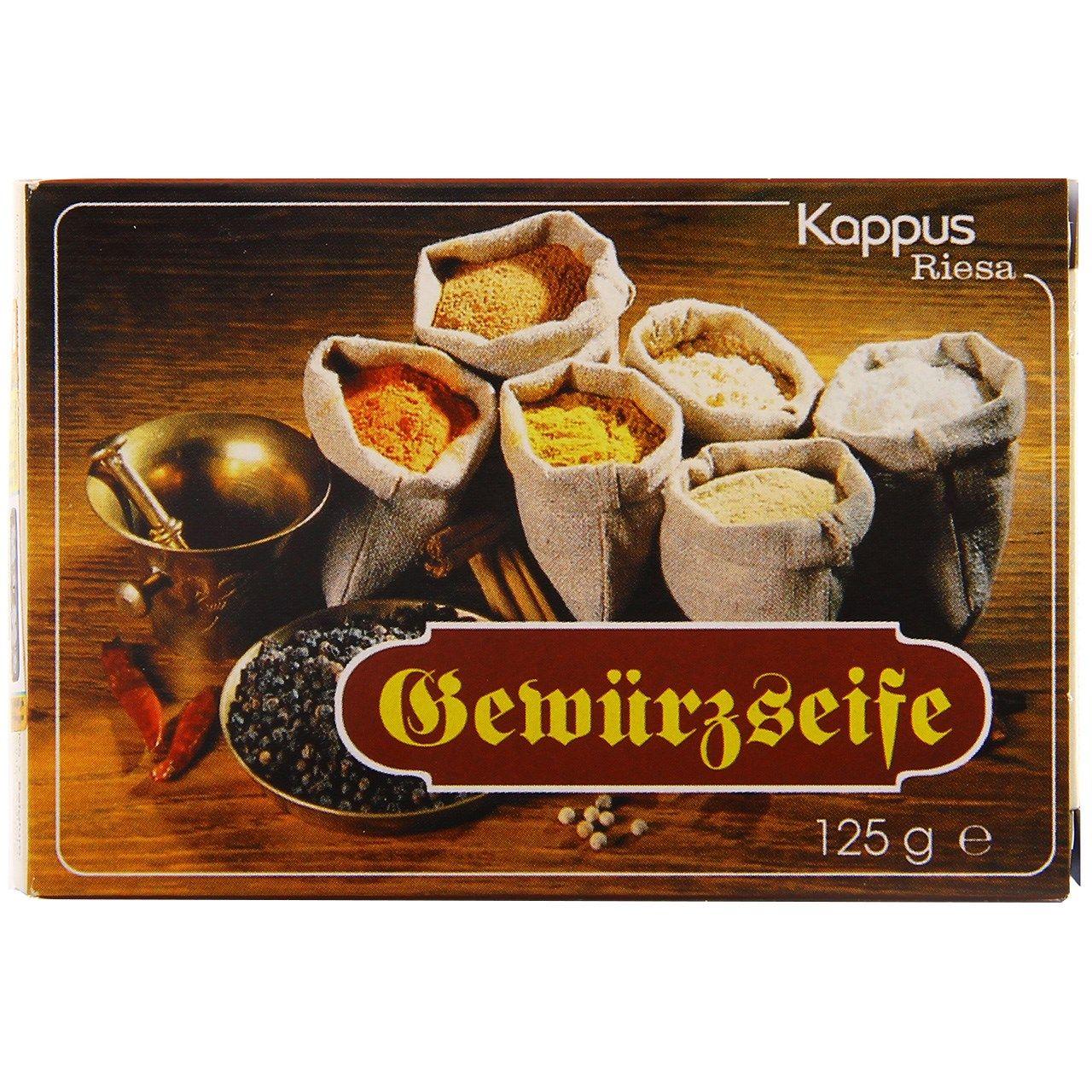صابون کاپوس مدل Spicy Soap مقدار 125 گرم -  - 1