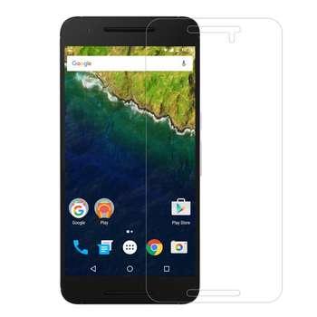محافظ صفحه نمایش شیشه ای مدل Tempered مناسب برای گوشی موبایل هوآوی Nexus 6P