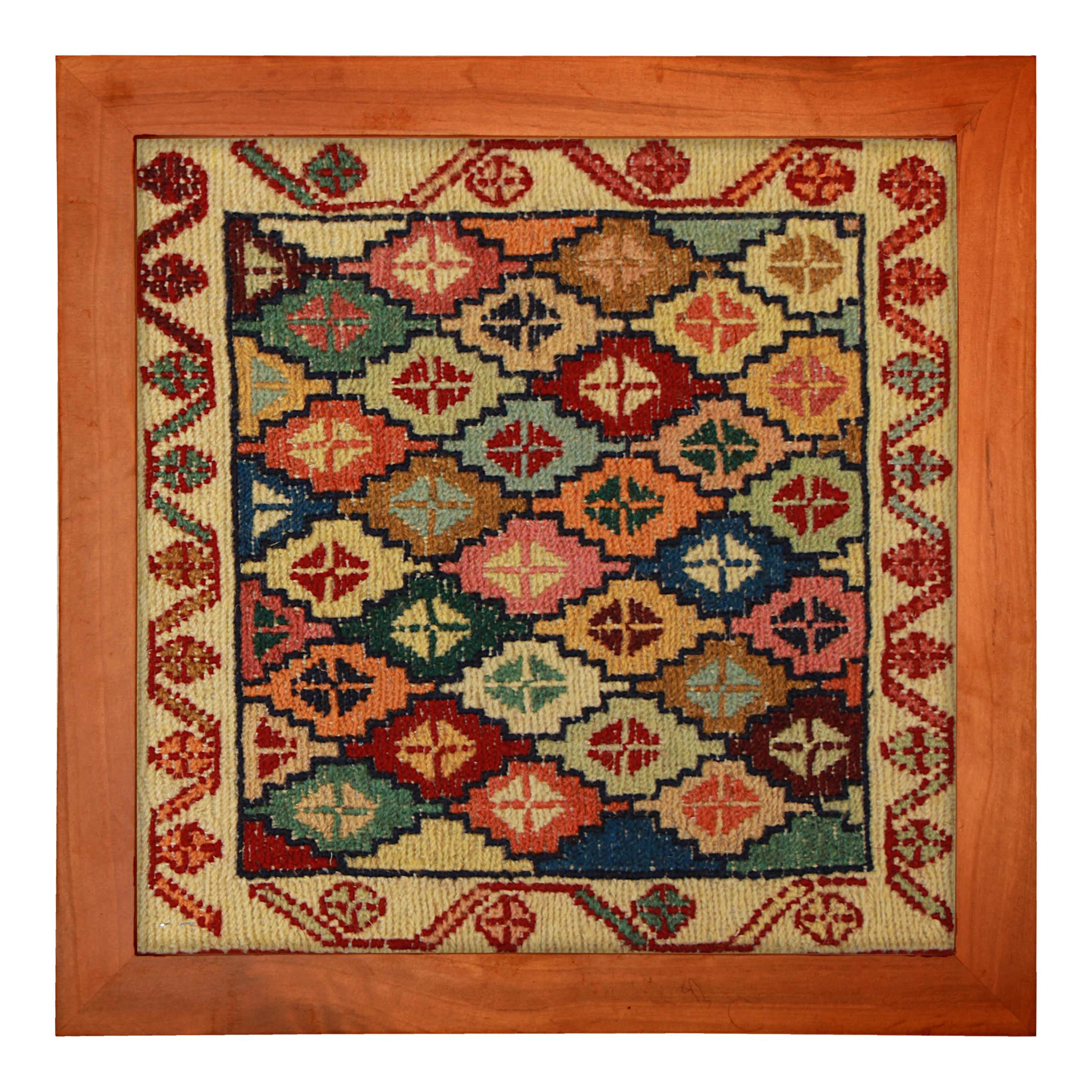 تابلو فرش دستبافتکد  990549