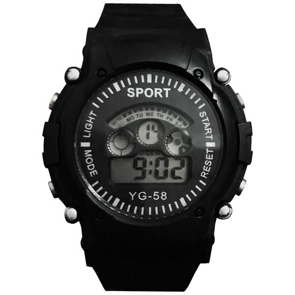 ساعت مچی دیجیتال بچگانهکد YG-58-8