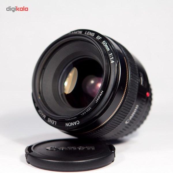لنز کانن مدل EF 50mm f-1.4 USM